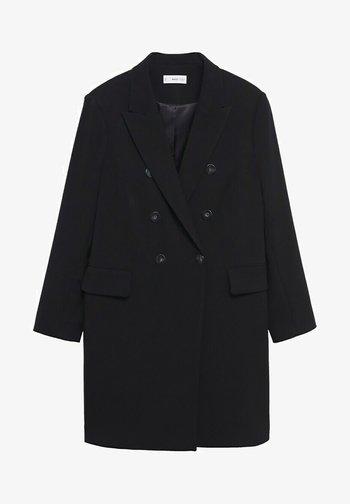 Short coat - noir