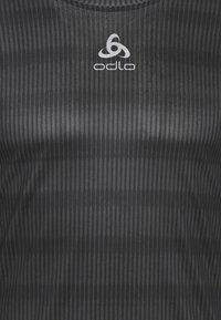 ODLO - CREW NECK ZEROWEIGHT CERAMIWA - Sports shirt - graphite grey/black - 2