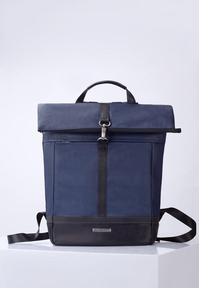 TJ Collection - EDINBURGH - Rucksack - blue