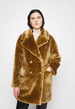 HAZEL - Short coat - khaki