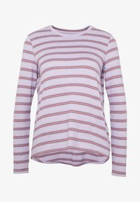 American Eagle - CREW TEE PLUSH - Long sleeved top - lively lilac - 4