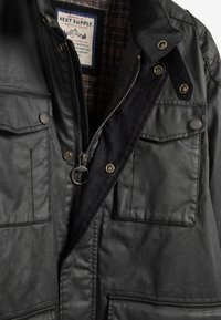 Next - FOUR POCKET  - Light jacket - black - 2