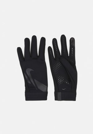 Gloves - black/white