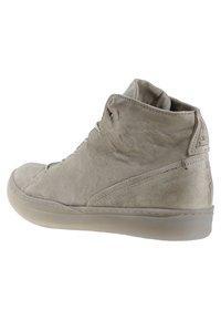 A.S.98 - SAGIT - Sneakers hoog - beige - 2