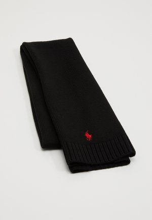 APPAREL ACCESSORIES SCARF UNISEX - Scarf - black
