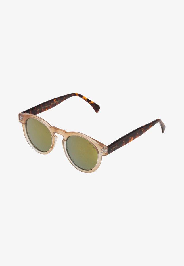 CLEMENT - Sluneční brýle - pearl/tortoise