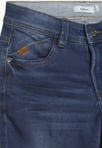 Name it - NKMBABU PANT - Džíny Straight Fit - medium blue denim - 3