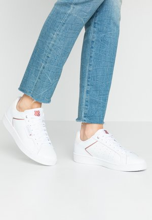 CLEAN COURT CMF - Tenisky - white/rose gold