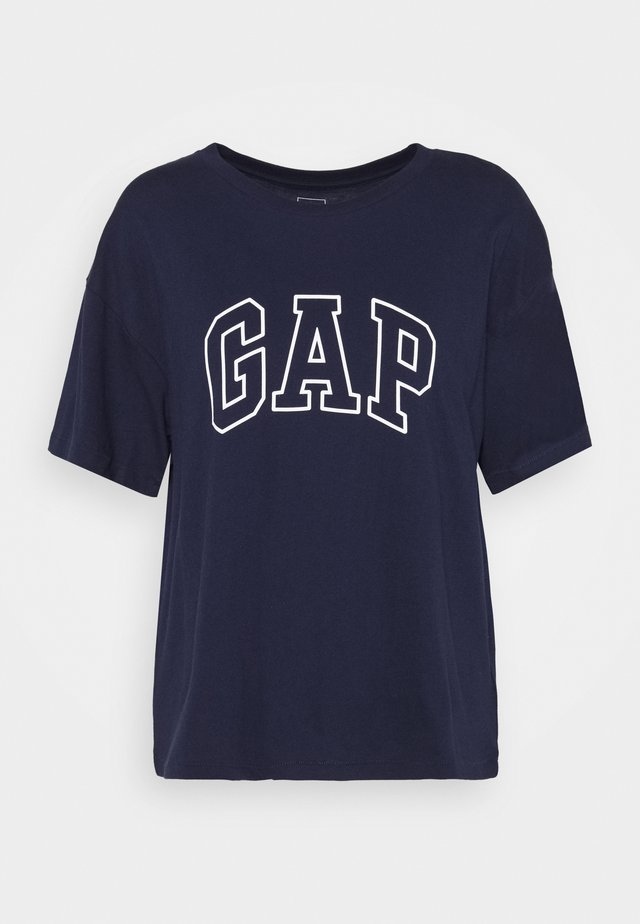 EASY TEE - T-shirts print - navy