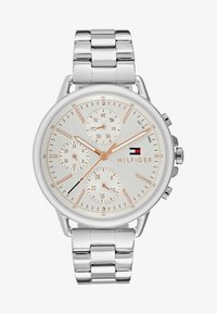 Tommy Hilfiger - Watch - silver-coloured - 1