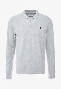 Pier One - Poloshirt - mottled grey - 3