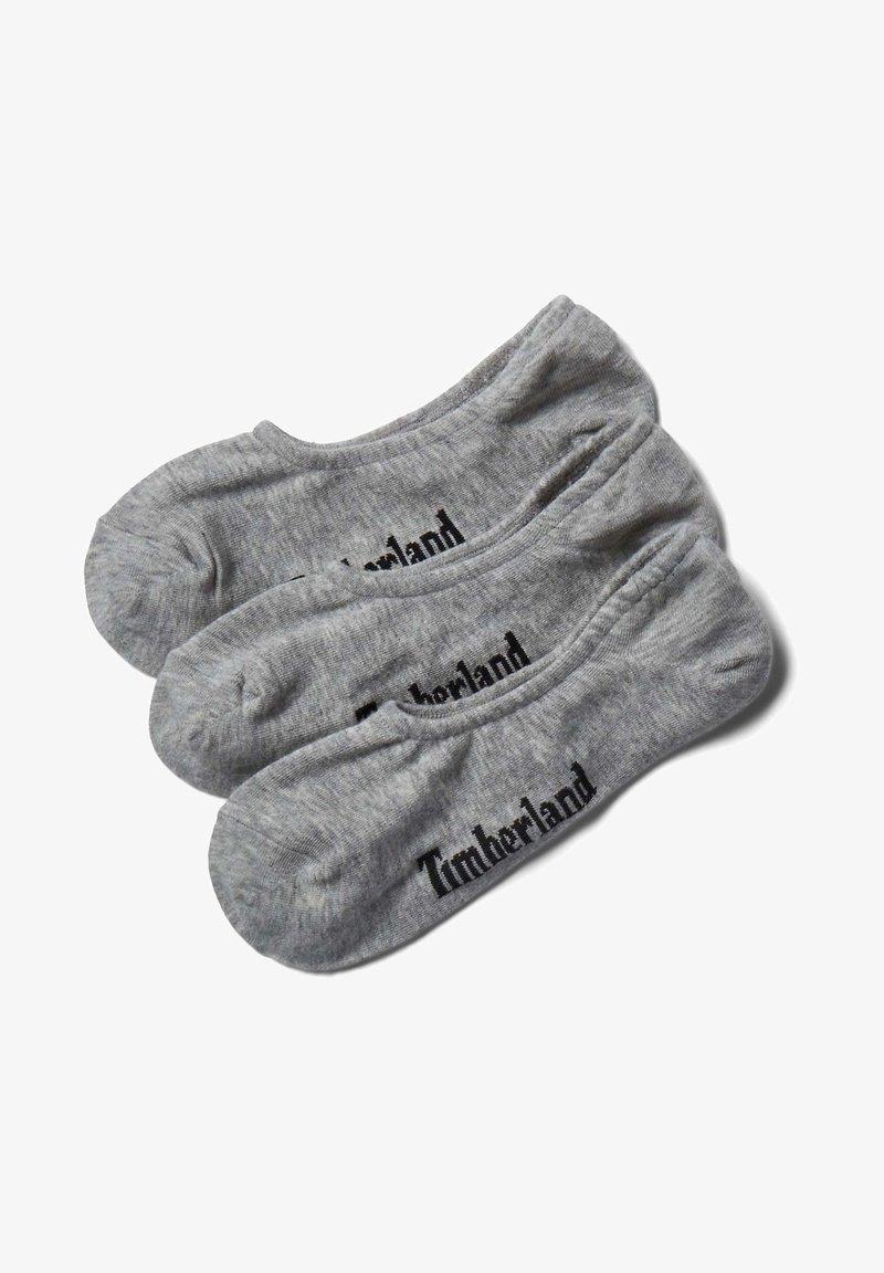 Timberland - 3 PACK - Trainer socks - grey