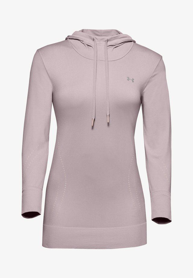 UA SEAMLESS - Sweatshirt - pink