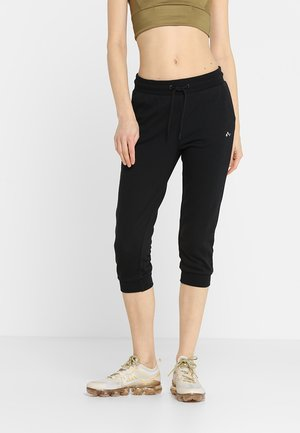 ONPELINA 3/4 PANTS - Jogginghose - black