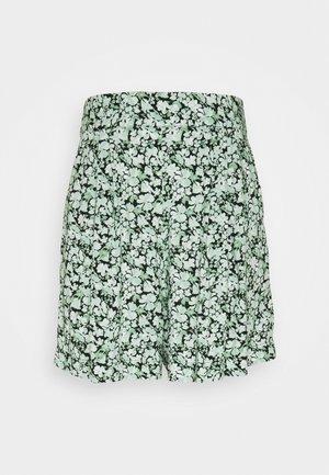 FARAH - Shorts - green ditsy