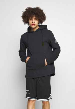 CURRY UNDRTD UTILITY HOODY - Sweatshirt - black