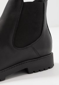 Zign - LEATHER UNISEX - Classic ankle boots - black - 5