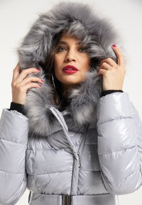 faina - Winter jacket - hellgrau - 3