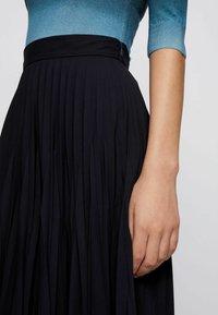 BOSS - A-line skirt - open blue - 3