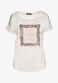Decay - Print T-shirt - weiß - 0