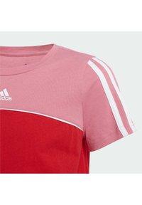adidas Performance - Sports shirt - red - 3