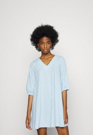 SEER ALLURE DRESS - Day dress - faded blue