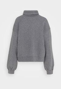 Lounge Nine - WILMA  - Sweatshirt - dark grey melange - 1