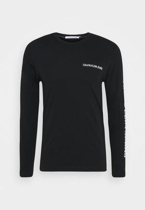 ESSENTIAL INSTIT - Long sleeved top - black