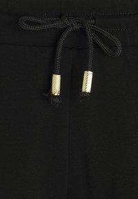 Dorothy Perkins Petite - PONTE TIE JOGGER - Tracksuit bottoms - black - 2