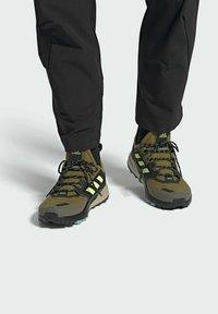 adidas Performance - TERREX TRAILMAKER GORE-TEX - Fjellsko - green - 0