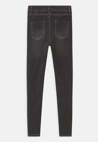 LMTD - NLFPIL - Skinny džíny - dark grey denim - 1