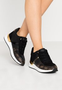 Guess - Sneakers laag - black - 0