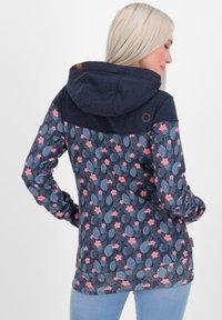 alife & kickin - Zip-up hoodie - marine - 1