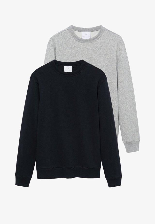 NOLAZ-I - Sweatshirt - navy blå