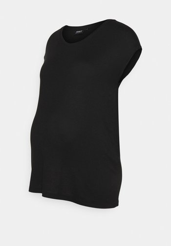 OLMWILMA  - T-shirts print - black