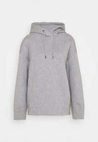 Sweaty Betty - TIME OUT HOODY - Sweatshirt - cloud grey marl - 0