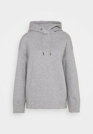 TIME OUT HOODY - Sweater - cloud grey marl