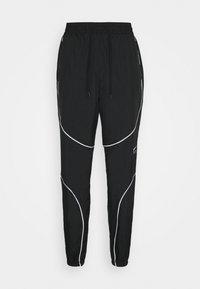 FLY PANT - Pantalones deportivos - black/white