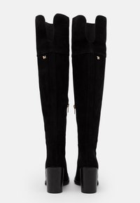 Tommy Hilfiger - MODERN BOOT - High heeled boots - black - 3