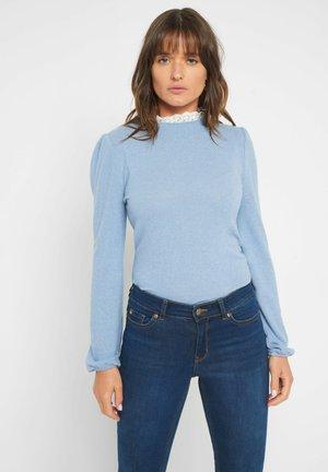 Long sleeved top - ultramarinblau