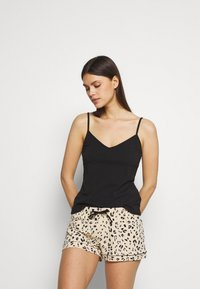 Anna Field - Pyjama set - black/nude - 0