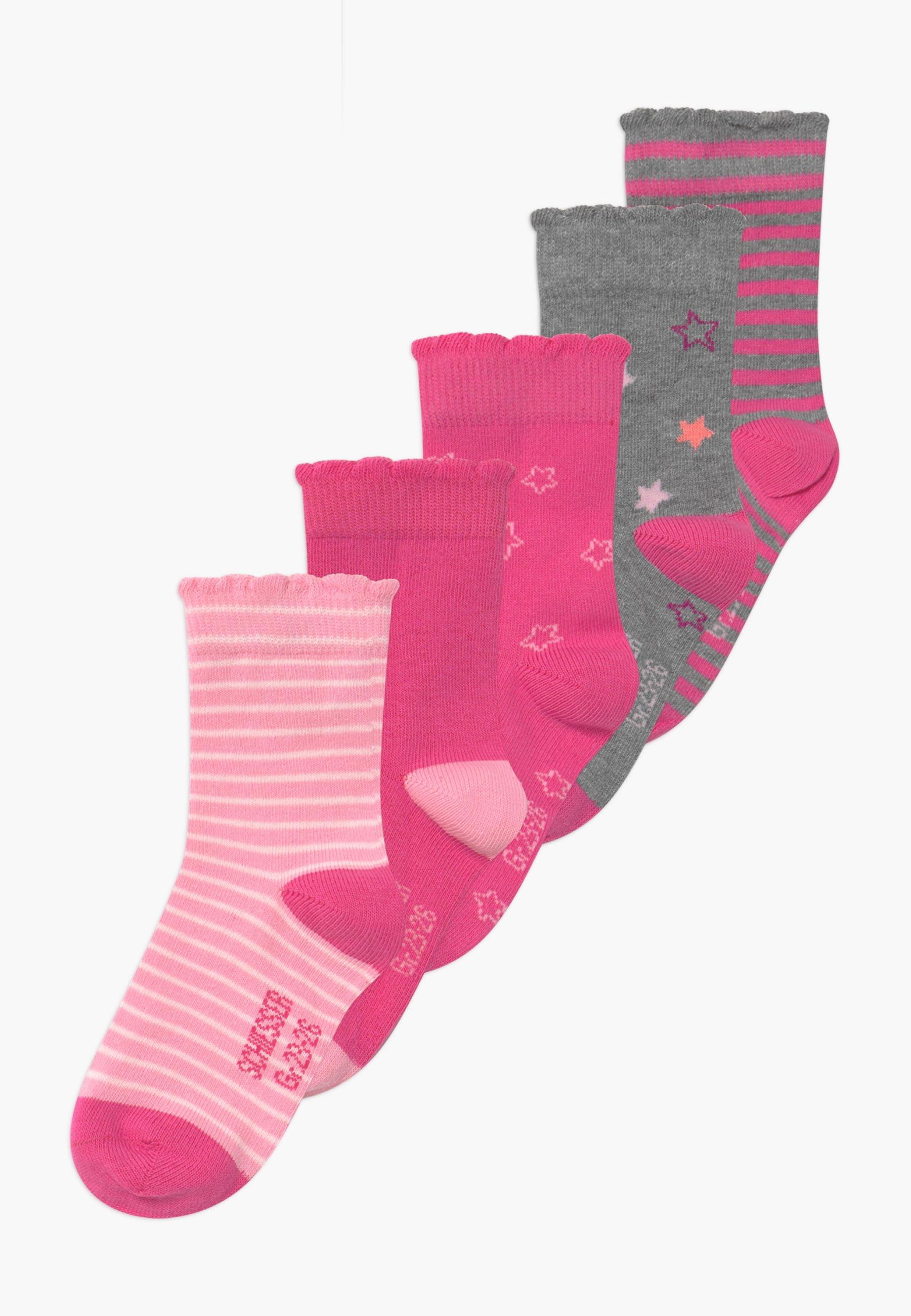 Kinder MÄDCHEN 5 PACK - Socken