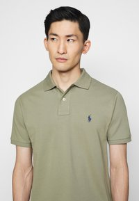 Polo Ralph Lauren - SHORT SLEEVE - Polo - sage green - 6