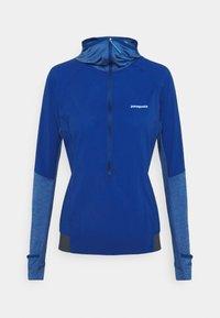 Patagonia - AIRSHED PRO - Maglietta a manica lunga - superior blue - 0