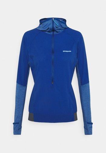 AIRSHED PRO - Pitkähihainen paita - superior blue