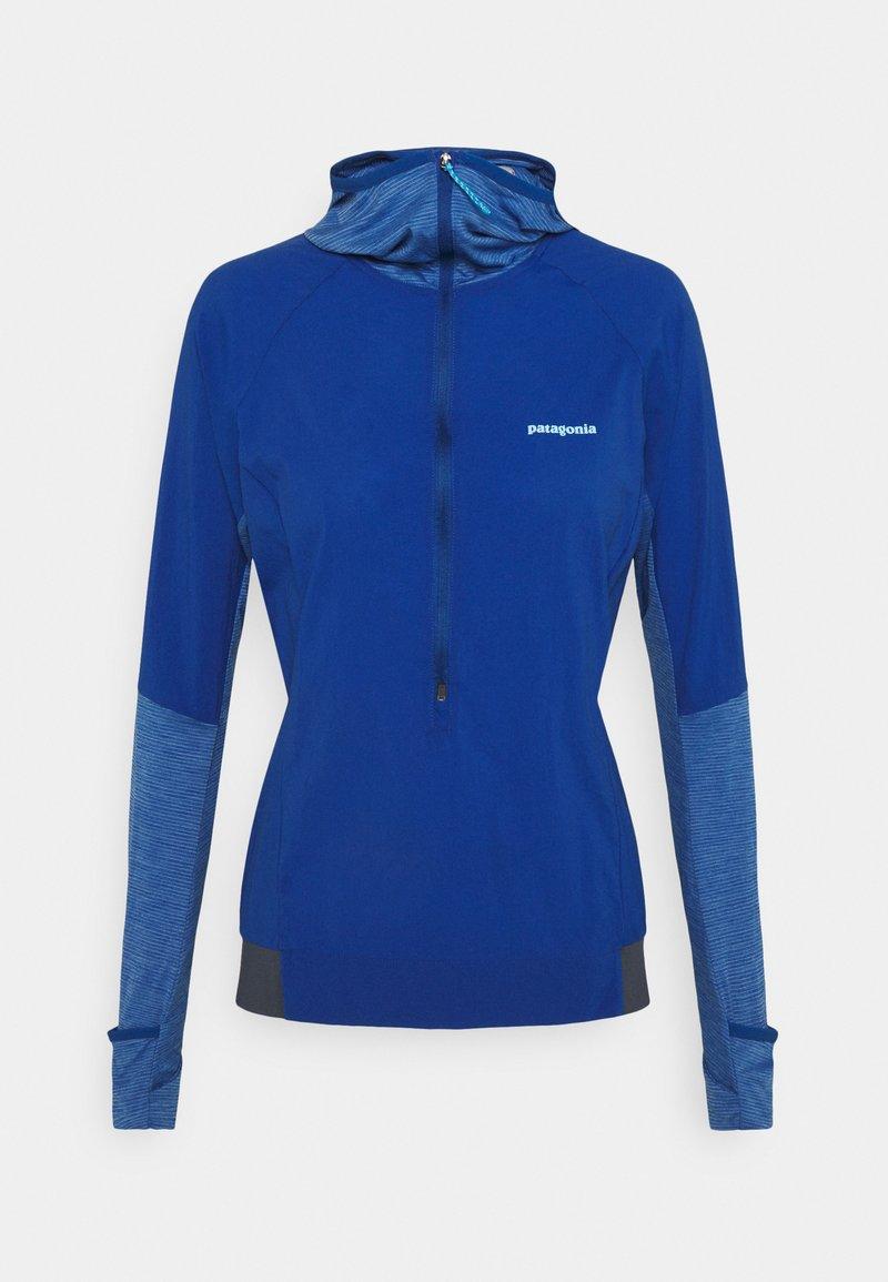 Patagonia - AIRSHED PRO - Maglietta a manica lunga - superior blue