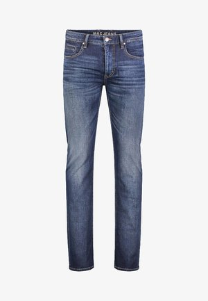 ARNE - Straight leg jeans - dark blue