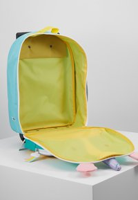 Skip Hop - ZOO UNICORN - Wheeled suitcase - blue - 5