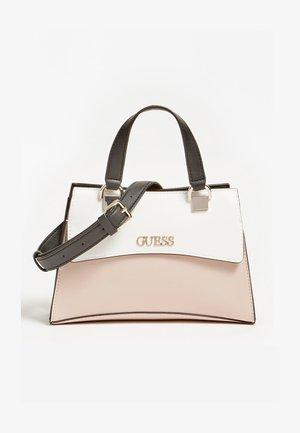 DALMA CHARM - Handbag - mehrfarbig, weiß