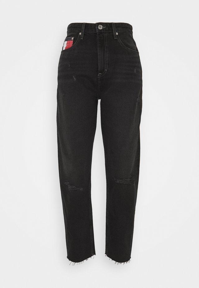 MOM ULTRA  - Jeans baggy - black denim